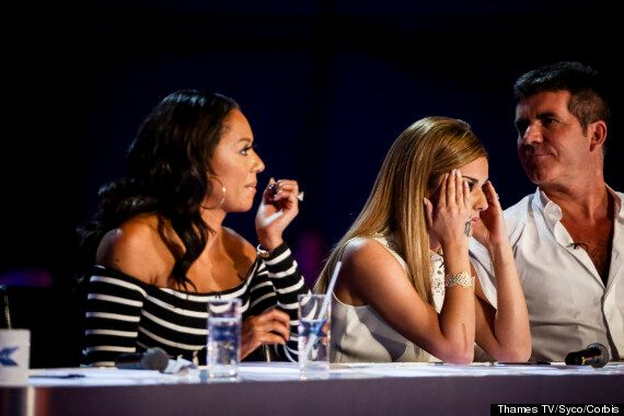'The X Factor' Review: Cheryl Fernandez-Versini Sends Chloe Jasmine Packing In Six Chair Challenge......