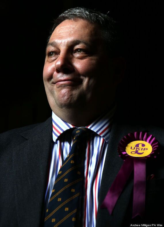 Ukip Warn Scotland Not 'To Abuse The English' At Party