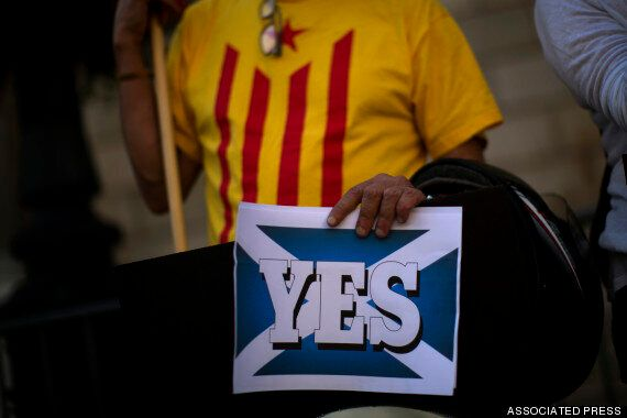 Catalonia Calls Independence Referendum, As Barcelona Defies Spanish