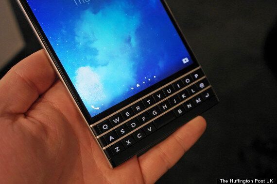 BlackBerry Passport Review: Diary Of A Silicon