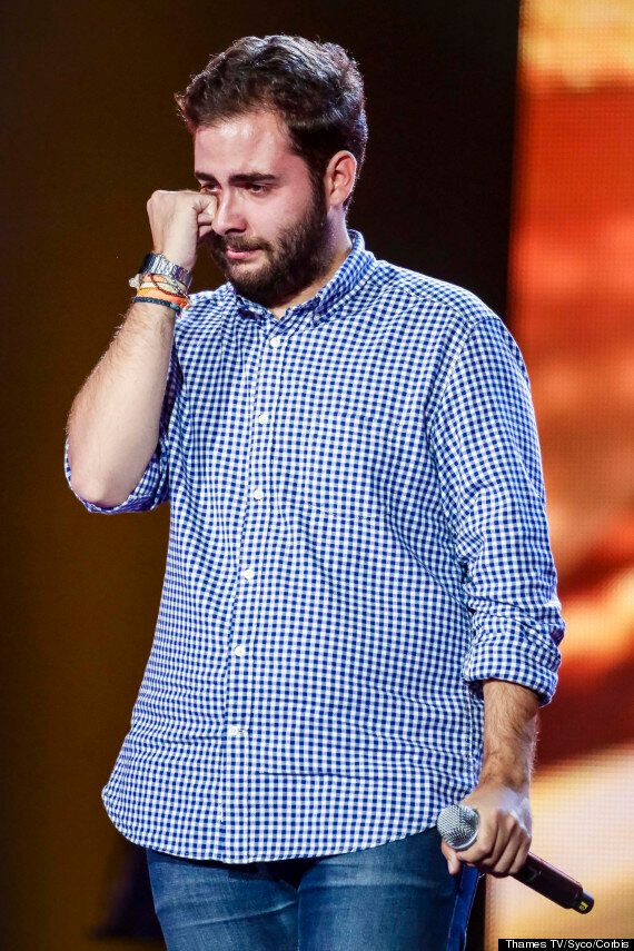 'X Factor' Review: Andrea Faustini Moves Cheryl Fernandez-Versini And Even Mel B To Tears With Whitney...