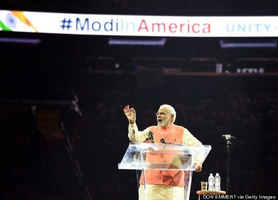 Indian Prime Minster Narendra Modi Says 'May The Force Be With You' With Hugh Jackman In Surreal New...