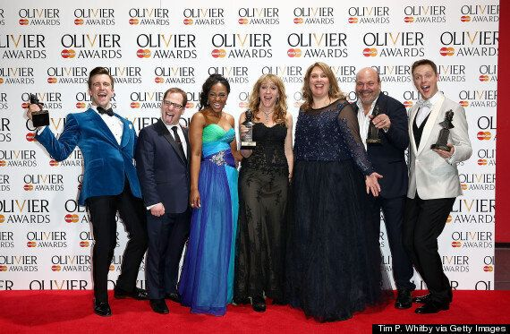 Olivier Awards 2014: 'Book Of Mormon' And 'Chimerica' Dominate Winners