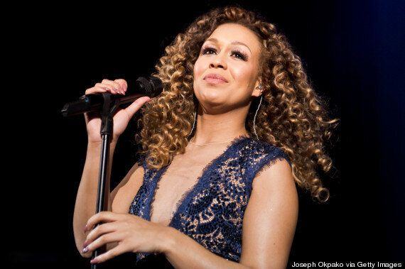 'X Factor' Star Rebecca Ferguson Announces She Is Pregnant With Her Third