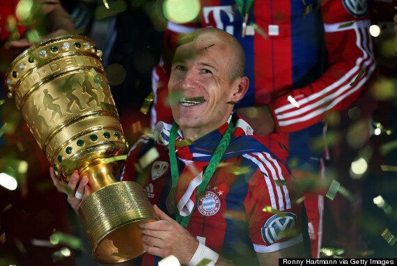 Arjen Robben, Bayern Munich Winger, To Open His Own