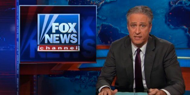 'F*** You And All Your False Patriotism': Jon Stewart Blasts Fox News In Style