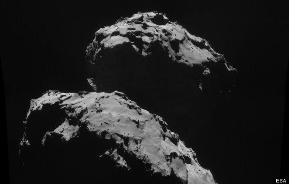 Rosetta's Comet 67P Is Actually An Alien Warship, Claims Strangely Popular Conspiracy