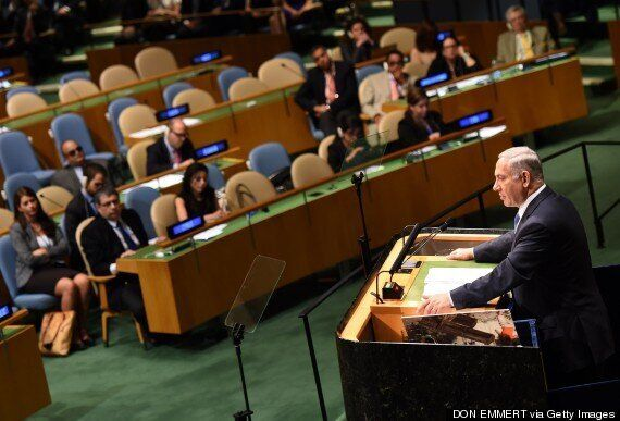 Benjamin Netanyahu Tells UN ISIS And Hamas Are 'Branches Of The Same Poisonous