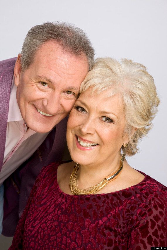 Lynda Bellingham's Husband: 'Losing Her Is Going To Create The Biggest Hole In My