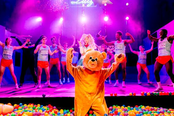 Review: 'Teh Internet Is Serious Business', Royal Court