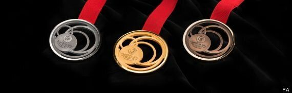 Commonwealth Games Medals Unveiled