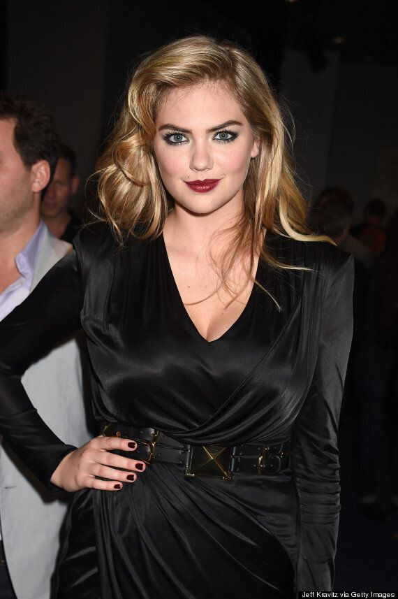 Kate Upton Wishes Her Boobs Were Smaller And Says Cameron Diaz Has 'Perfect'