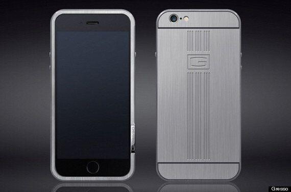 This £2000 Titanium iPhone 6 Case Should Stop It