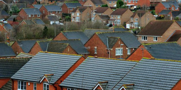 Embargoed to 0001 Monday April 7 File photo dated 05/01/14 of houses as more people are now concerned...