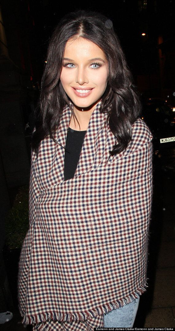 Helen Flanagan Reveals Pregnancy Plans Are On Hold Because Of Skin