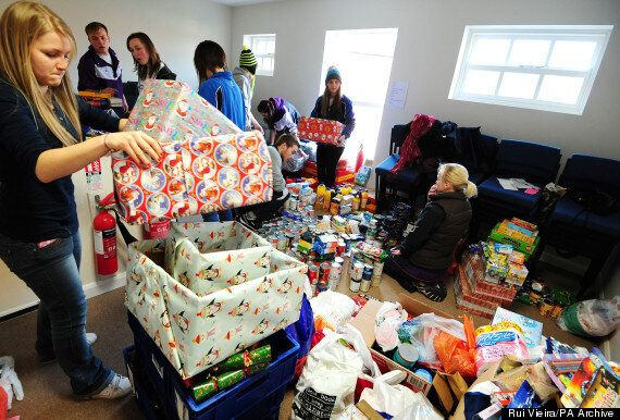 One Million Brits Now Using Food Banks, Charities Say UK Has Violated 'Human Right To