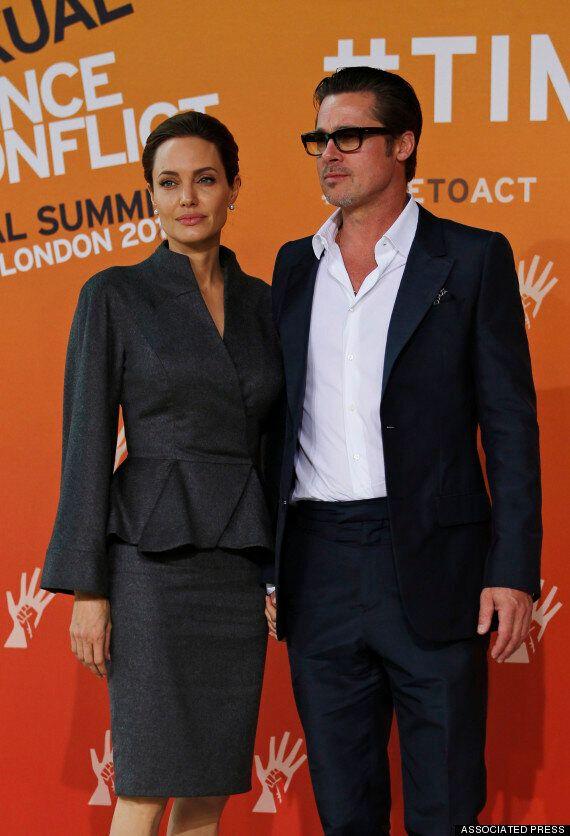 Angelina Jolie Buys Brad Pitt A Watch Worth $3 Million As A Wedding