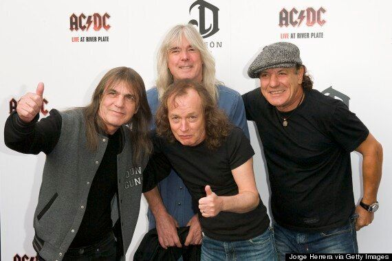 AC/DC Split? Aussie Rockers Reportedly Call It A Day After 41 Years Together Following Founder Member...