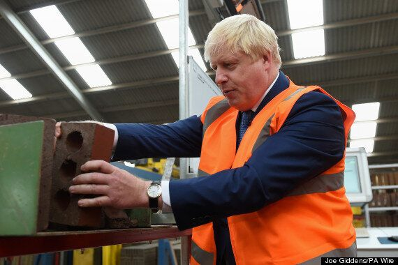 Boris Johnson Tells Conservative Party Conference To 'Behold This