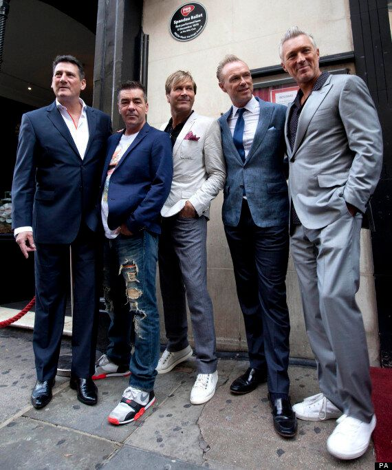 Spandau Ballet's Gary Kemp Explains Why It's Ok To Be The Baddie In New Film 'Soul Boys Of The Western