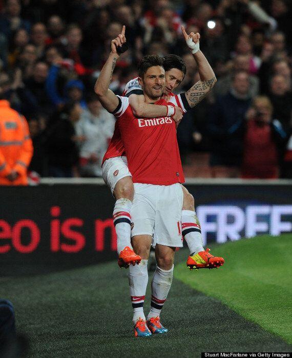 Arsenal 3-1 West Ham: Gunners Regain