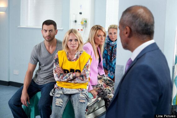'Hollyoaks' Spoiler: Ziggy And Tegan Stranded As Hostage Situation Develops