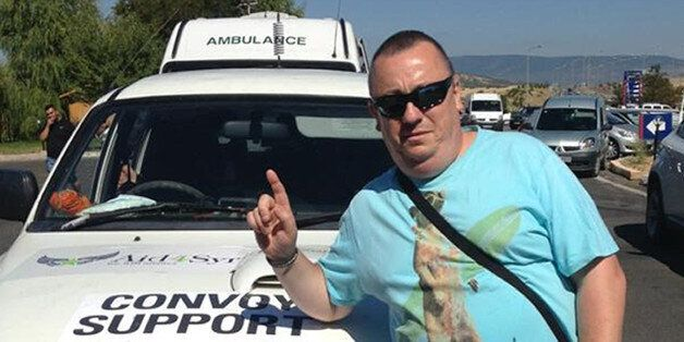 Alan Henning's Wife Asks Isis Captors To 'Please Release