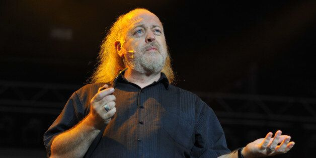 LONDON, UNITED KINGDOM - JULY 20: Bill Bailey performs on stage at the Kew The Music concert at Kew Gardens...