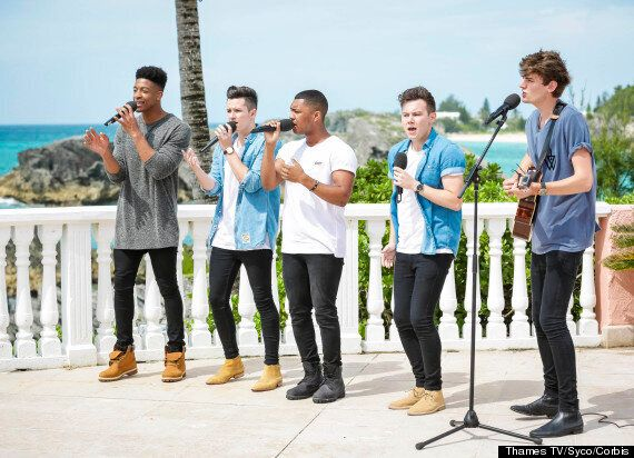 'X Factor' Boyband Concept: 'We Don't Want To Just Be Harry Styles's Cousin's