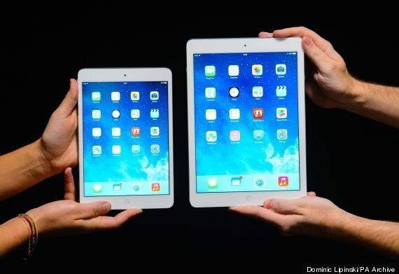Apple Could Unveil A Gold iPad Air 2 At