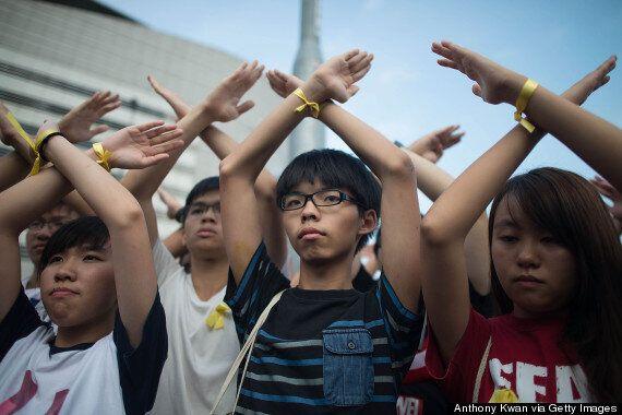 Hong Kong's Umbrella Revolution Has A Truly Complex