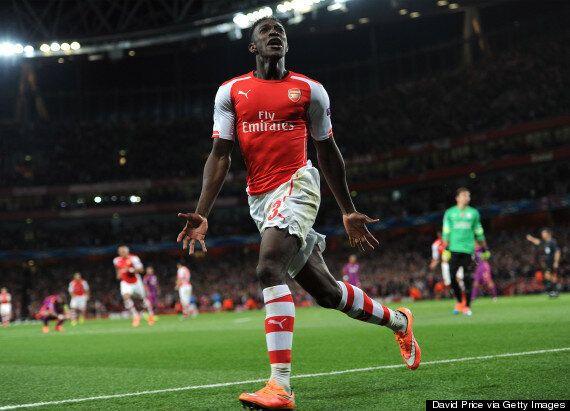 Arsenal Striker Danny Welbeck Was 'Electric' V