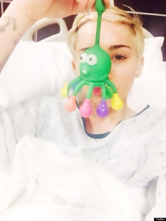 Miley Cyrus Hospitalised And Cancels Gig After Suffering 'Severe Allergic