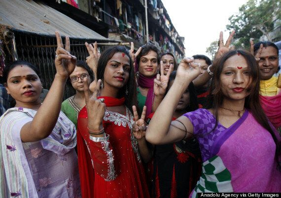 India Recognises Transgenders As 'Third Gender' After Supreme Court