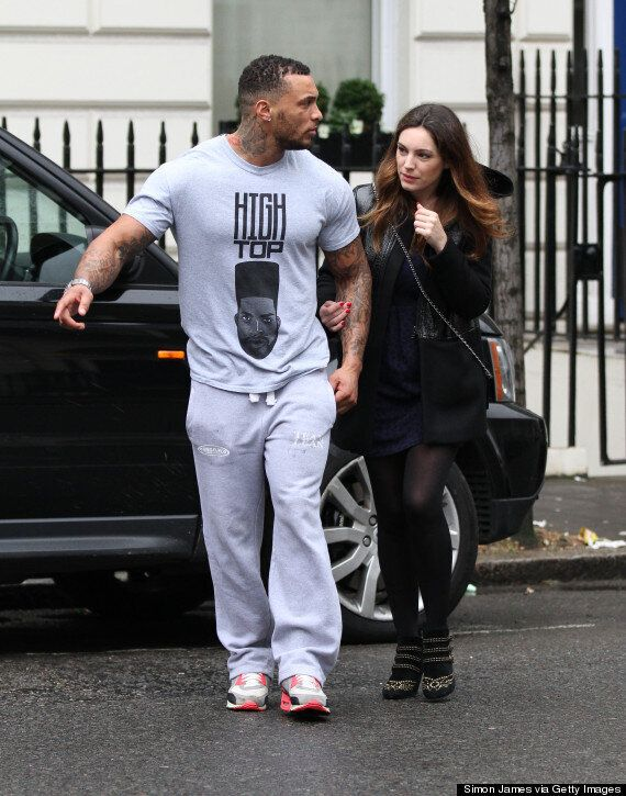 Kelly Brook Shares Instagram Photo Without Engagement Ring Following Alleged Bust Up With Fiancé David