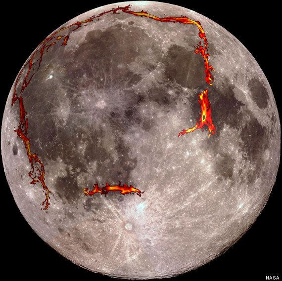NASA: There Is A Giant Square Structure Hidden Under The