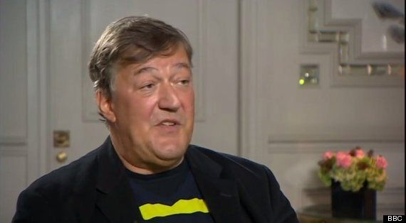 Stephen Fry Tells Newsnight The Difference Between Historical Drug And Sex