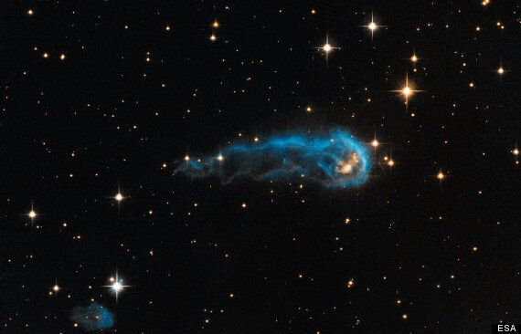 'Cosmic Sperm' Discovered In Deep