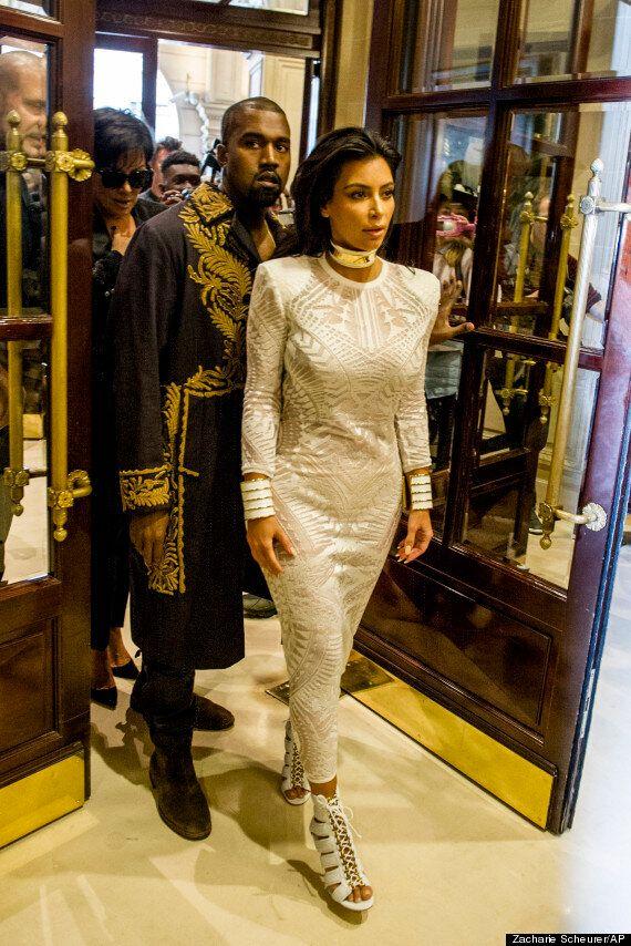 Kanye West's Old Blog Names Kim Kardashian 'Girl Of The Week'... But Then Also Names Sister Kourtney...