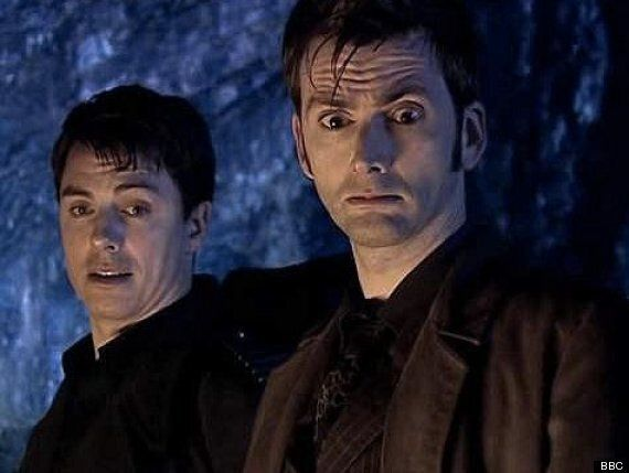 John Barrowman Thinks Peter Capaldi Great Choice For ...