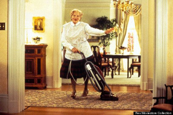 'Mrs. Doubtfire 2' In The Works? Robin Williams Is Reportedly On Board For