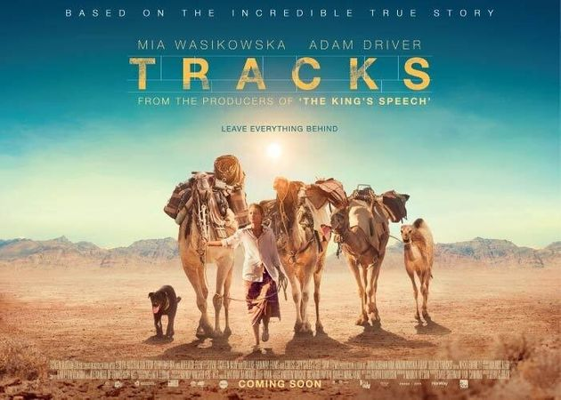 Tracks: Robyn Davidson's Journey To