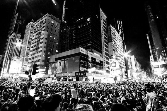 Why Democracy Won't Win in Hong Kong, But Why You Should Watch the Show