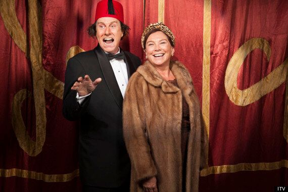 Tommy Cooper Biopic 'Not Like That, Like This' Explores Troubled Personal Life, Violent Side Of Comic