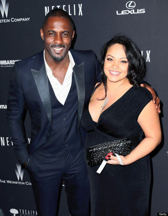 Idris Elba Delightedly Announces Birth Of Son Winston With Sweet Twitter