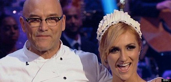 'Strictly Come Dancing' Says Goodbye To Gregg Wallace, Who Exits Dance Floor With Aliona
