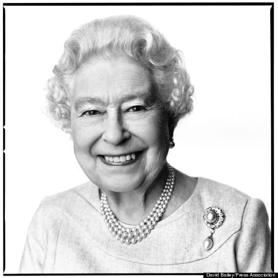 Queen Elizabeth's New Portrait By David Bailey Unveiled To Mark 88th