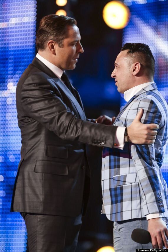 'Britain's Got Talent': David Walliams Causes Twitter Outrage After Hitting His Golden Buzzer For Christian