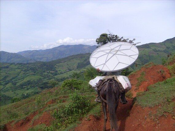 Wifi in the Jungle? How the Internet Reaches the World's Most Remote