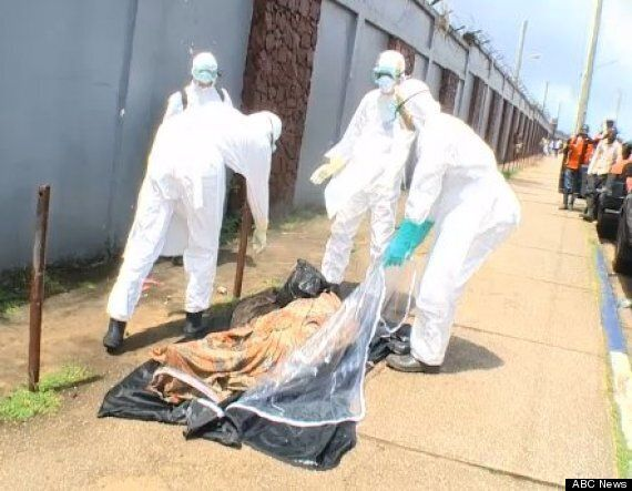 Ebola Zombie 'Risen From The Dead' Is A Horrible Viral